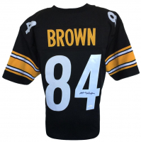 Antonio Brown Signed Steelers Jersey (JSA COA) at PristineAuction.com