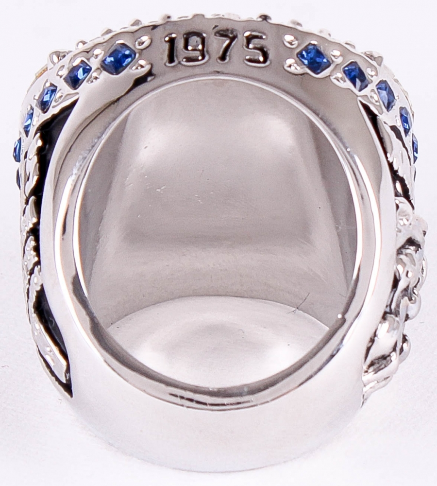 stephen curry golden state warriors high quality replica 2015 nba championship ring at pristineauctioncom - Stephen Curry Wedding Ring