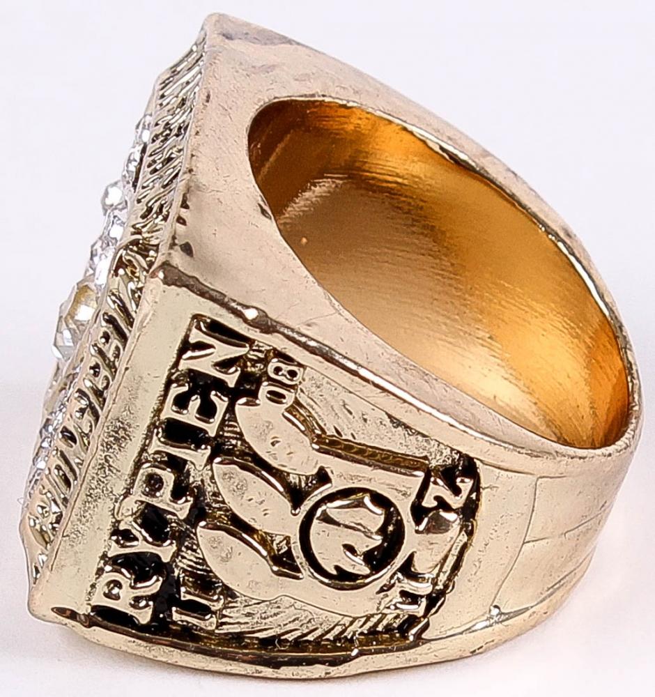 Mark Rypien Super Bowl Ring