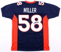 Von Miller Signed Broncos Jersey (JSA COA)