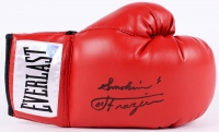 """Smokin'"" Joe Frazier Signed Everlast Boxing Glove (Super Star COA)"