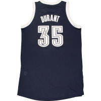 Kevin Durant Signed Authentic Thunder Jersey (Panini COA)