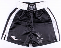 "Roy Jones Jr. Signed Boxing Trunks Inscribed ""90's Fighter of the Decade"" (Schwartz COA)"