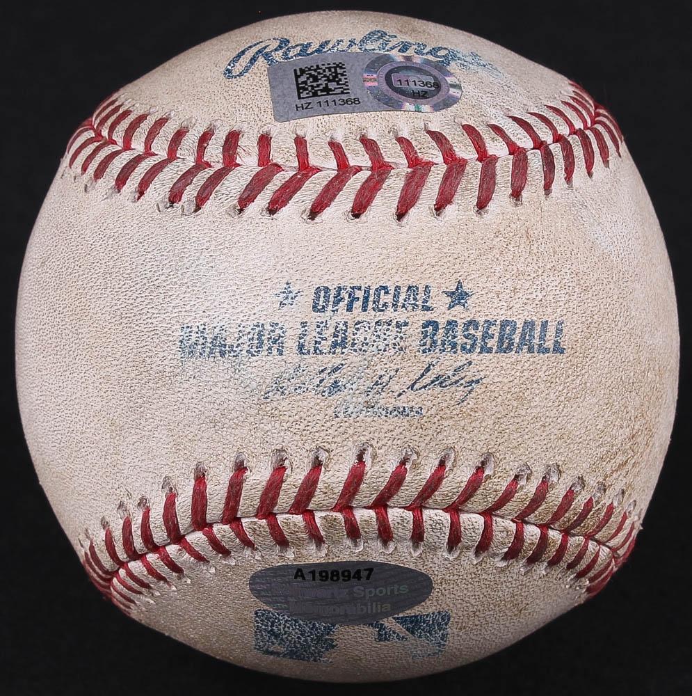 St. Louis Cardinals Game Used Baseball Cufflinks ...