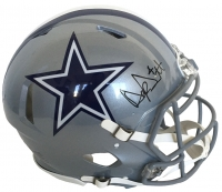 Dak Prescott Signed Cowboys Full-Size Speed Helmet (JSA COA)