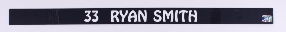 Dallas Cowboys Locker Room Nameplate