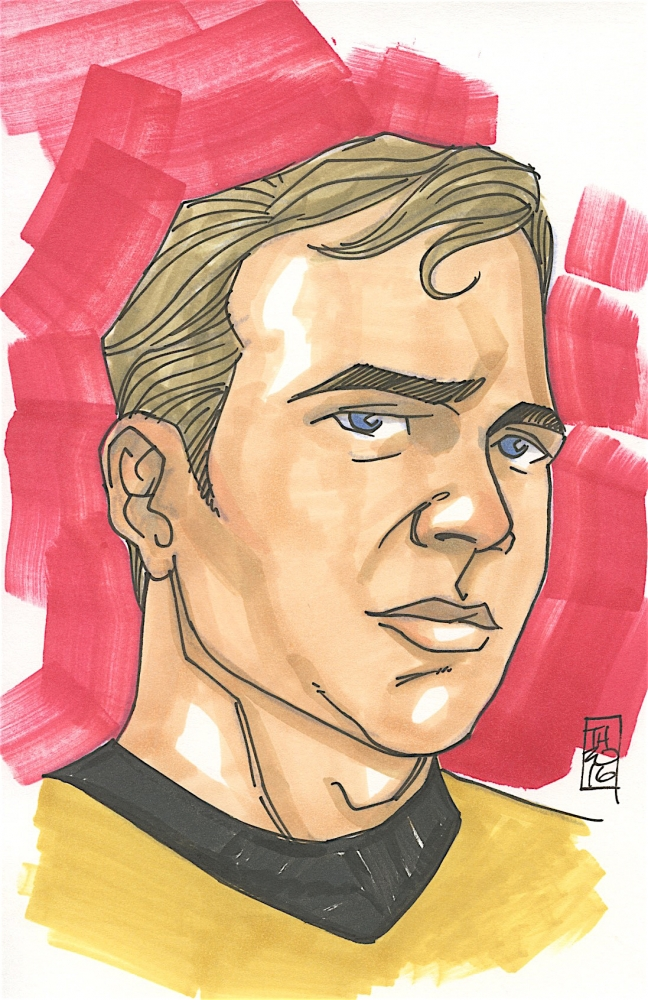 the evolution of star trek captains essay The cast , crew , creators & critics discuss the impact of star trek from its creation by gene roddenberry to the 50 years of star trek (tv movie 2016.