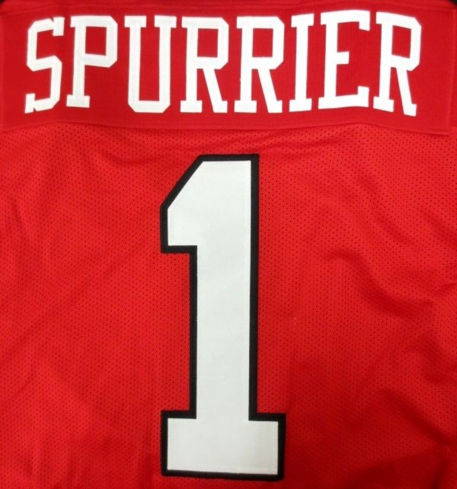 657d848af Steve Spurrier South Carolina Gamecocks On-Field Style Custom Stitched  Jersey (Size XL)