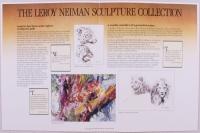 """LeRoy Neiman """"Vigilant"""" 1988 LE Bronze Sculpture #302/350 at PristineAuction.com"""