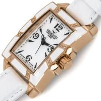AQUASWISS AVL Ladies Swiss Made Ladies Watch (With 16 Genuine White Diamonds)