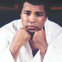 Muhammad Ali Licensed 12x15 Photo at PristineAuction.com