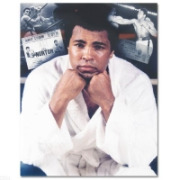 Muhammad Ali 12x15 Licensed Photo