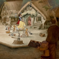 """Mike Kupka Signed """"A Star is Born"""" LE 20x40 Giclee on Canvas from Disney Fine Art at PristineAuction.com"""
