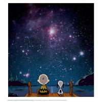"""Stars"" LE 24x26 Chromatic Pigment Ink Fine Art Print"