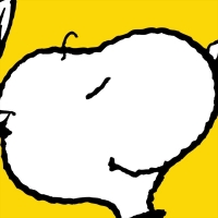 """""""Snoopy - Yellow"""" Limited Edition 24x26 Chromatic Pigment Ink Fine Art Print at PristineAuction.com"""