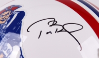 Tom Brady Signed Patriots Full-Size Authentic On-Field Throwback Helmet (Tristar Hologram) at PristineAuction.com