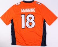 Peyton Manning Signed Broncos Jersey (Steiner COA, Radtke COA & Fanatics Hologram)