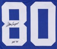 """Steve Largent Signed Seahawks Jersey Inscribed """"HOF 95"""" (JSA COA) at PristineAuction.com"""