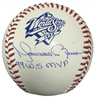"""Mariano Rivera Signed Official 1999 World Series Baseball Inscribed """"99 W.S MVP"""" (JSA COA) at PristineAuction.com"""