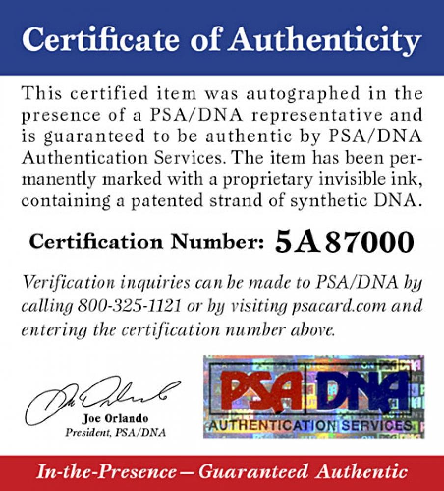3a8c989dc40 Jerry Rice Signed 49ers Logo Football (PSA COA) at PristineAuction.com. San  Francisco ...