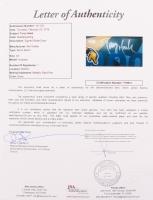 "Tony Hawk Signed ""The Birdman"" 19x35x3 Custom Framed Shadowbox Display (JSA LOA) at PristineAuction.com"
