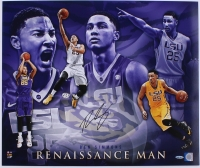"Ben Simmons Signed LSU Tigers ""Renaissance Man"" 20x24 Photo (UDA COA) at PristineAuction.com"