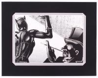 Batman Returns Limited Edition 11x14 Zanart Lithograph