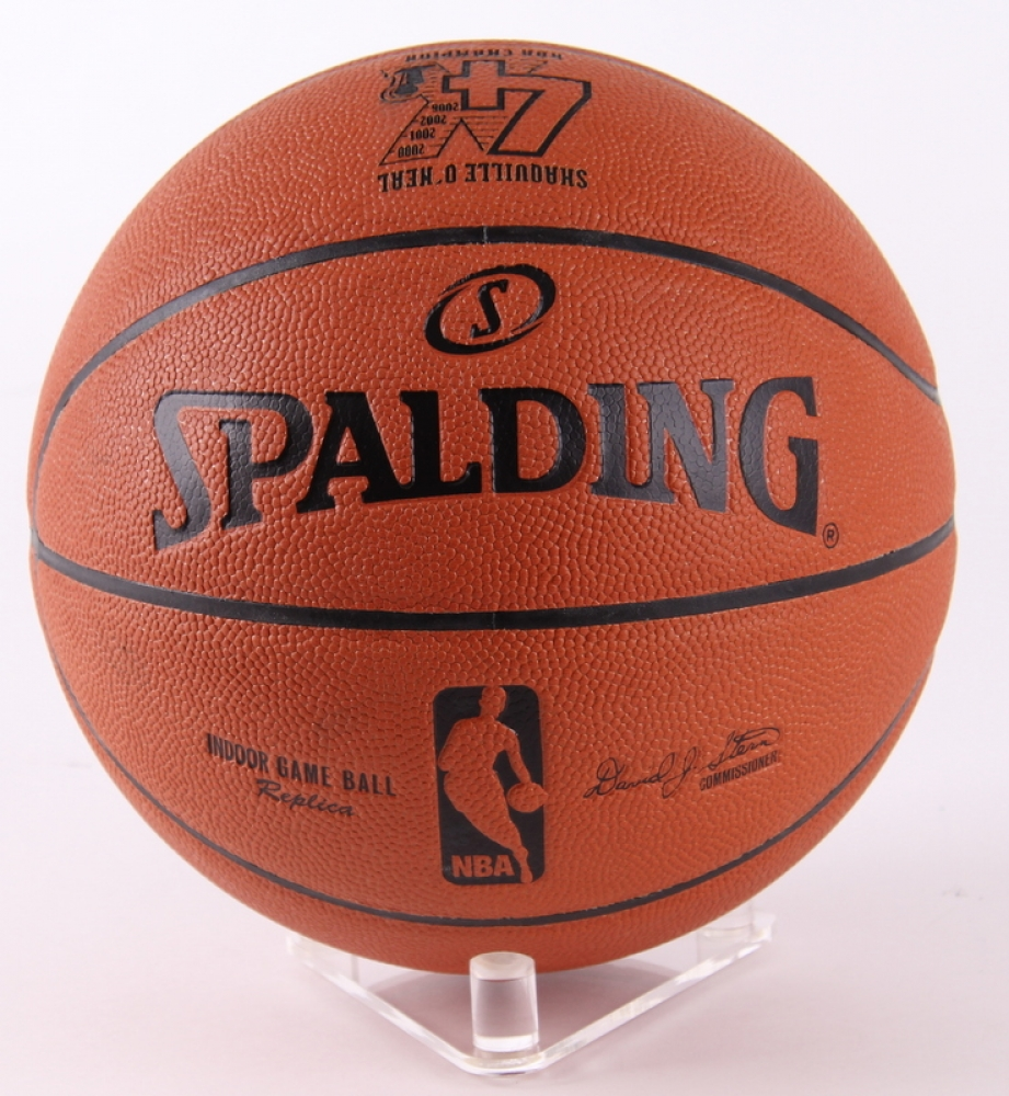 Shaquille O Neal Signed LE
