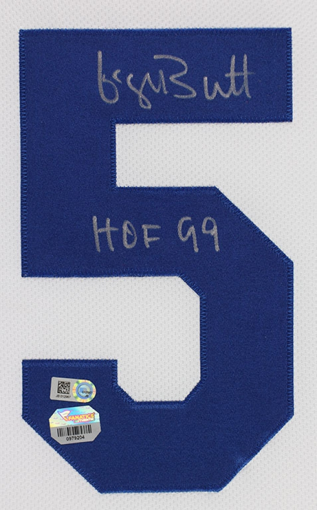 ee8b0ade4c1 George Brett Signed Royals 35