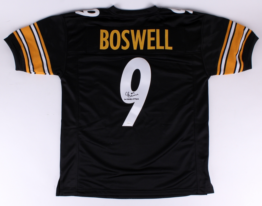 chris boswell steelers jersey