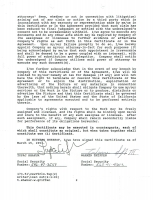 "Tupac Shakur Signed ""Poetic Justice"" Original 1993 Soundtrack Contract (JSA LOA)"