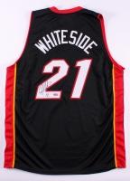 Hassan Whiteside Signed Jersey (JSA COA & Whiteside Hologram) at PristineAuction.com