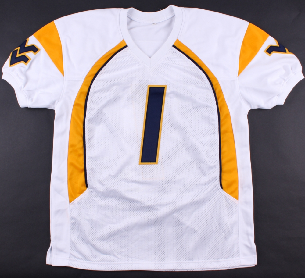 ... Tavon Austin Signed West Virginia Mountaineers Jersey (FCA COA) at  PristineAuction.com ... 34995965f