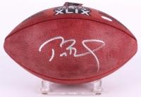 Tom Brady Signed Super Bowl XLIX Official NFL Game Ball (TriStar Hologram)