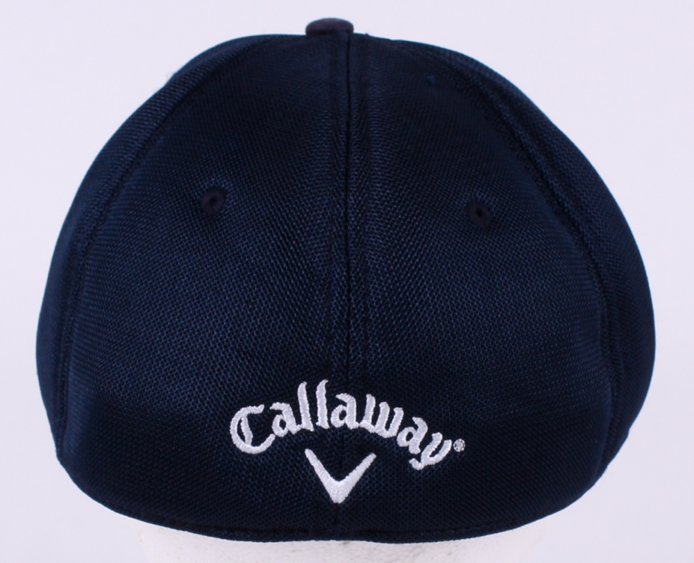 f49302aaef5 Phil Mickelson Signed Callaway KPMG Golf Hat (JSA COA) at  PristineAuction.com