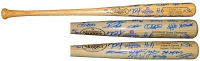 2016 Cubs Baseball Bat Team-Signed by (23) with Anthony Rizzo, Kris Bryant, Ben Zobrist, Javier Baez, Kyle Hendricks, Aroldis Chapman (Fanatics & MLB)