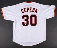 Orlando Cepeda Signed Jersey (JSA COA) at PristineAuction.com