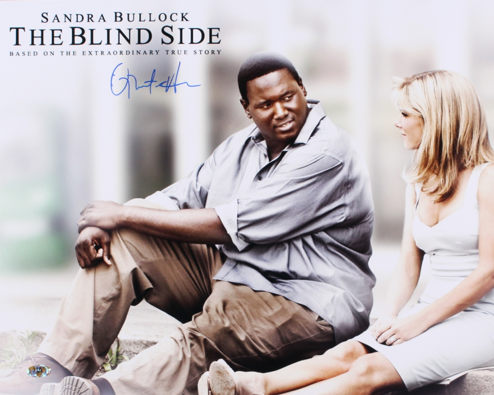 book report on the blind side