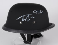 "Tommy Flanagan Signed ""Sons of Anarchy"" Biker Helmet (Radtke COA) at PristineAuction.com"