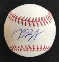 Kris Bryant Signed OML Baseball (JSA COA)