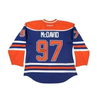 Connor McDavid Signed Edmonton Oilers Jersey (UDA COA) at PristineAuction.com