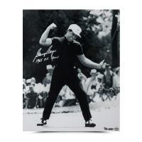 "Gary Player Signed ""Fist Pump"" 16x20 LE Photo Inscribed ""1965 US Open"" (UDA COA) at PristineAuction.com"