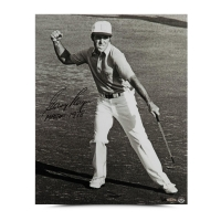 "Gary Player Signed ""Victory Celebration"" 16x20 Limited Edition Photo Inscribed ""Masters 1978""  (UDA COA) at PristineAuction.com"