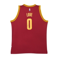 Kevin Love Signed Cleveland Cavaliers Jersey (UDA COA) at PristineAuction.com