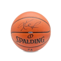 Kevin Love Signed Basketball (UDA COA) at PristineAuction.com