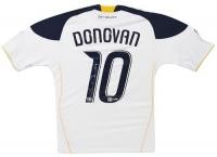 Landon Donovan Signed Galaxy Adidas Jersey (UDA COA)