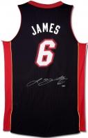 LeBron James Signed Heat Revolution 30 Jersey (UDA COA)
