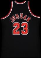 Michael Jordan Signed Bulls Jersey (UDA COA)