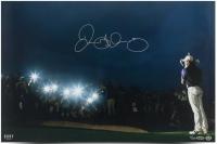 """Rory McIlroy Signed """"Spotlight"""" LE 16x24 Photo (UDA COA)"""