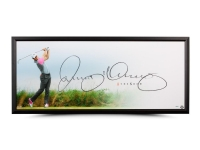 "Rory McIlroy Signed ""The Show"" 20x46 Custom Framed Photo (UDA COA)"